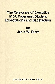 the relevance of executive mba programs