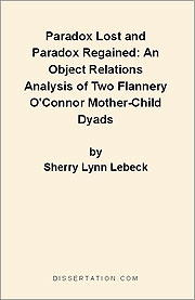 aspects of psychology in flannery o'connor's Flannery o'connor and the politics of realism: reading the artificial nigger  and the politics of realism: reading  of flannery o'connor's the.