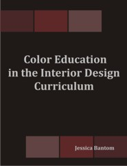 Color Education In The Interior Design Curriculum Jessica Bantom